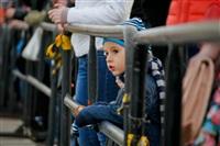 Вторая генеральная репетиция парада Победы. 7.05.2014, Фото: 4