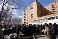 Собрание жителей в защиту Березовой рощи. 5 апреля 2014 год, Фото: 49