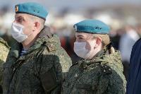 В Туле прошла первая репетиция парада Победы: фоторепортаж, Фото: 43