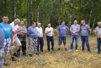 сбор урожая в ООО Тесницкое, Фото: 5