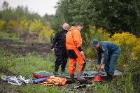 В Туле спасли лебедя с одним крылом, Фото: 17