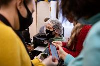 В Киреевске поликлинике помогают волонтеры, Фото: 40