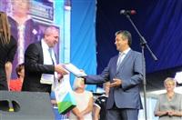"""НАК """"Азот"""" подарил новомосковцам праздник, Фото: 36"""