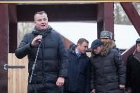 В Туле торжественно открыли «Рубеж обороны», Фото: 67