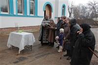 Освящение креста купола Свято-Казанского храма, Фото: 3