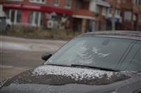 Первый снег в Туле, 27 ноября 2013, Фото: 11
