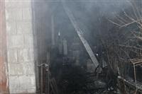 В Глушанках на пожаре погиб мужчина, Фото: 14