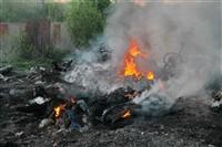 В Туле сборщики металла травят город дымом, Фото: 8