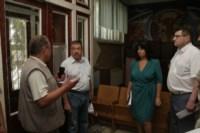 Юрий Андрианов проконтролировал ремонт Дома офицеров и филармонии, Фото: 6