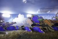 Монтаж экспозиции нового музея на Куликовом поле. Август 2016, Фото: 29