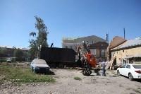 Снос дома на ул. Союзной, Фото: 7