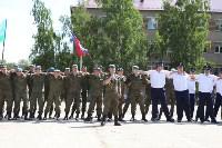 Тульские десантники отметили День ВДВ, Фото: 217