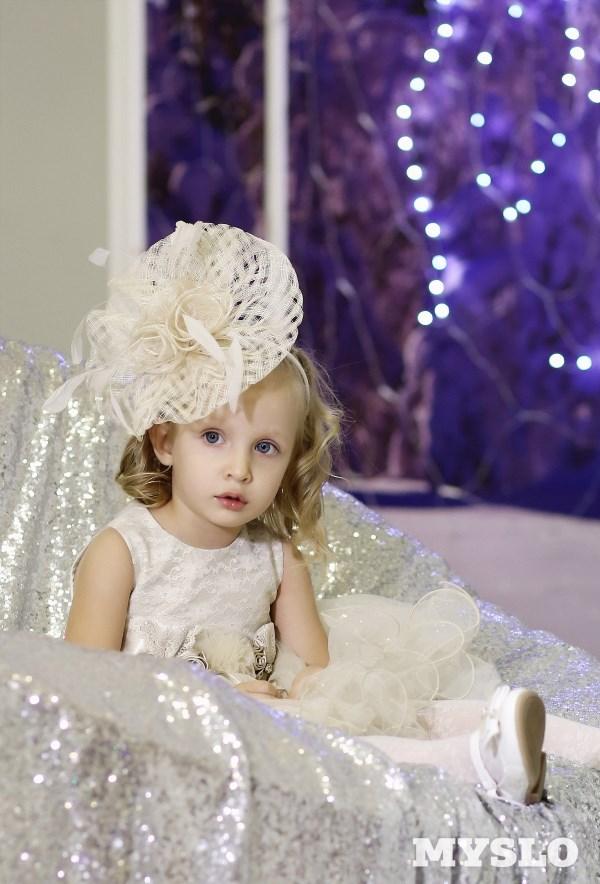 Полина Акимова, 5 лет