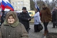 Митинг в Туле в поддержку Крыма, Фото: 36