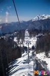 Состязания лыжников в Сочи., Фото: 32
