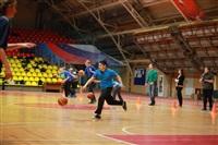 В Туле прошло необычное занятие по баскетболу для детей-аутистов, Фото: 31