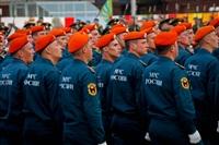Вторая генеральная репетиция парада Победы. 7.05.2014, Фото: 31