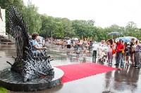 Железный трон в парке. 30.07.2015, Фото: 13