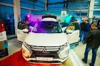 Презентация нового Mitsubishi ECLIPSE CROSS, Фото: 28