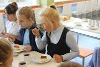 В Туле продолжается модернизация школьных столовых, Фото: 21