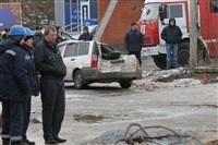 Взрыв баллона с газом на Алексинском шоссе. 26 декабря 2013, Фото: 11