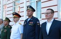 Присяга в Тульском суворовском училище: фоторепортаж, Фото: 10