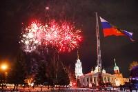 Митинг-концерт в честь годовщины присоединения Крыма к России, Фото: 68