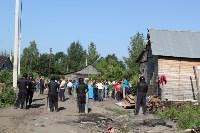 Снос домов в Плеханово. 23 июня 2016, Фото: 4