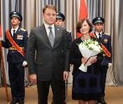 В правительстве жителям Тульской области вручили государственные и региональные награды, Фото: 7
