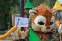 В Туле прошел флешмоб «Читающий парк», Фото: 36