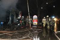 На ул. Оборонной в Туле сгорел магазин., Фото: 6