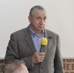 Учащиеся Волхонщинской средней школы показали Алексею Дюмину школьный музей боевой славы, Фото: 8
