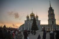 В Тульском кремле открылась новогодняя елка, Фото: 35