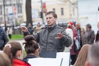 Оркестр в Кремлевском саду, Фото: 13