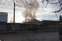 Пожар на ул. Руднева. 20 ноября, Фото: 1