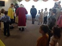 Для детей украинских переселенцев организовали новогоднюю праздничную программу, Фото: 4