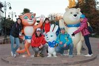 Фотовпечатления тульского волонтера в олимпийском Сочи, Фото: 3