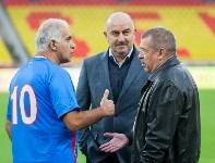Игра легенд российского и тульского футбола, Фото: 11