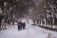 Снегопад в Туле. 19 января 2016 года, Фото: 43