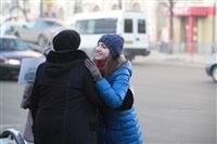 День объятий. Любят ли туляки обниматься?, Фото: 31