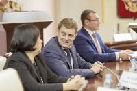 Присяга правительства Тульской области, Фото: 21