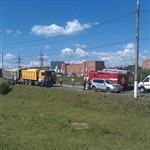 ДТП на Новомосковском шоссе, Фото: 2