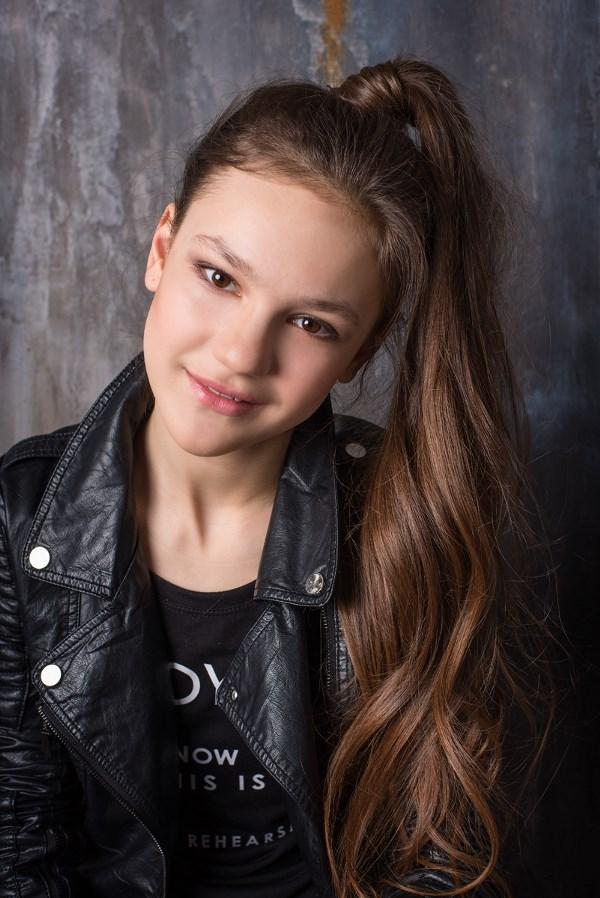 Кристина Крапухина, 12 лет. Фото Александра Сережкина.