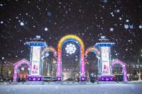 Вечерний снегопад в Туле, Фото: 11