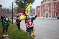 Средневековые маневры в Тульском кремле. 24 октября 2015, Фото: 190
