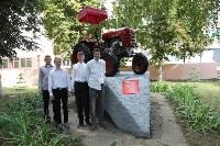 Открытие студенческого сквера Тульского сельскохозяйственного колледжа им. И.С.Ефанова, Фото: 6