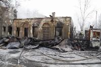 Пожар в Бухоновском переулке, Фото: 4