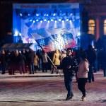 Митинг-концерт в честь годовщины присоединения Крыма к России, Фото: 58