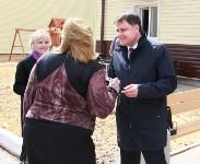 Церемония вручения ключей от новых квартир переселенцам из аварийного жилья в Узловой, Фото: 10