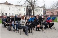 Оркестр в Кремлевском саду, Фото: 10